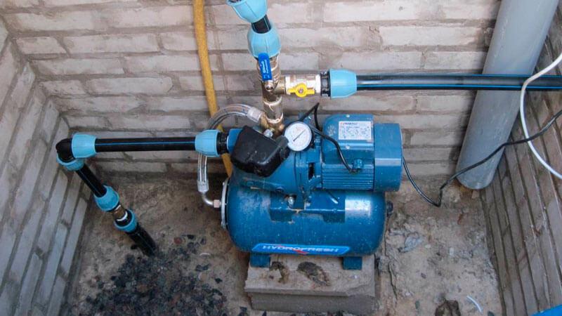 насосные станции водоснабжения для частного дома