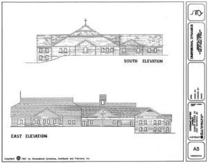 PROPOSED MASTER PLAN ELEVATION