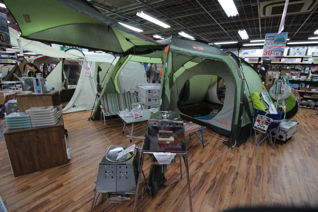 キャンプ道具を買うならヨドバシカメラがお得だって知ってた?|@DIME アットダイム