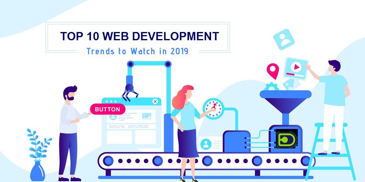 Web Development Trends in Kenya 2019 - Website Development Agency Kenya