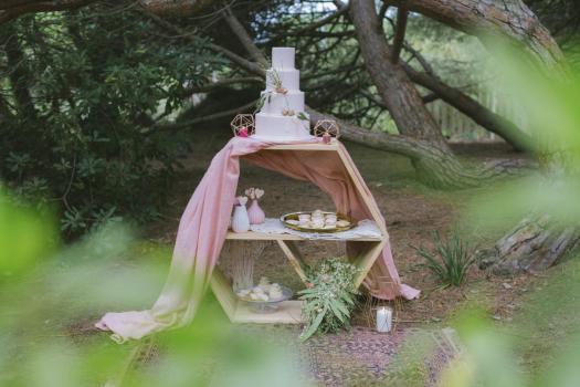 ShootingWeddingLoveingreen375 1 - Inspiración en rosa para tu boda