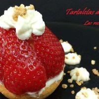 Juego de Blogueros 2.0: Tartaletas de Fresa