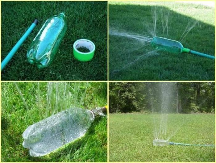 Membuat air mancur begitu sederhana