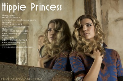 HIPPIE PRINCESS-001