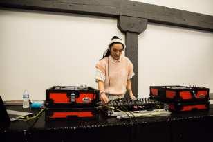 Dimension Mill Opening Party - Speakers, Audience, Demo's, & DJ - 11-15-2018 - by Benedict Jones & Sabra Binder-124