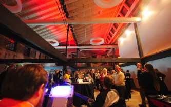 Dimension Mill Opening Party - Speakers, Audience, Demo's, & DJ - 11-15-2018 - by Benedict Jones & Sabra Binder-133