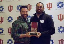 Doug Dayhoff, Upland Brewing | FUSE Award 2017