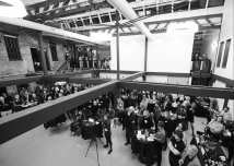 Dimension Mill Opening Party - Speakers, Audience, Demo's, & DJ - 11-15-2018 - by Benedict Jones & Sabra Binder-127