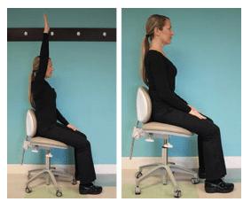 Yoga Arm Stretches