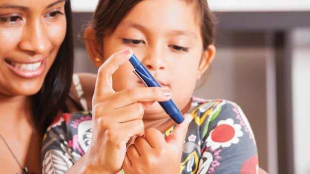 Caring for Children With Diabetes course image