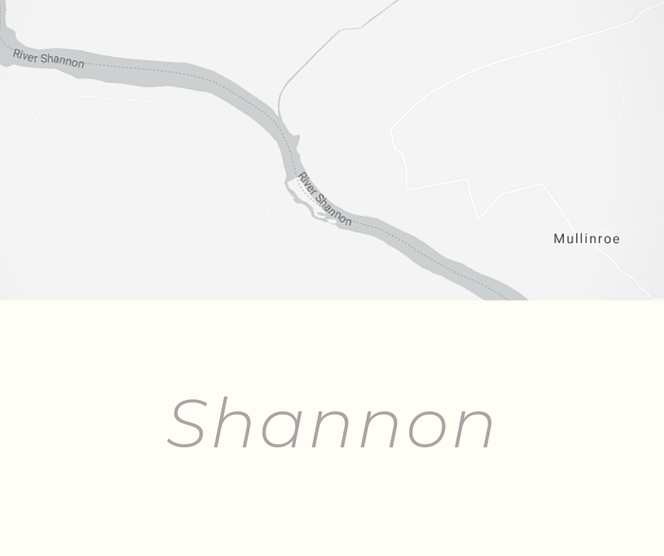 Shannon history and origin of the name and place