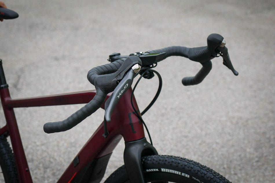 Guidon Gravel Moustache Bike Dimanche 29.5