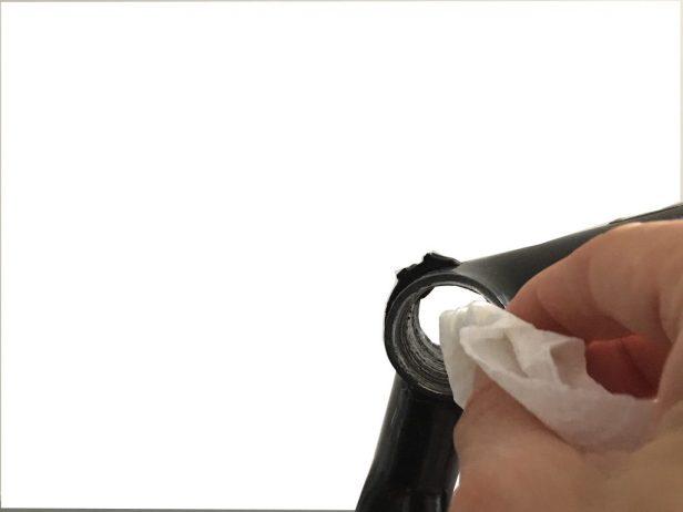 Nettoyage boîte de pédalier