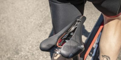 Selle Italia SLR Boost Superflow Kit Carbonio en action