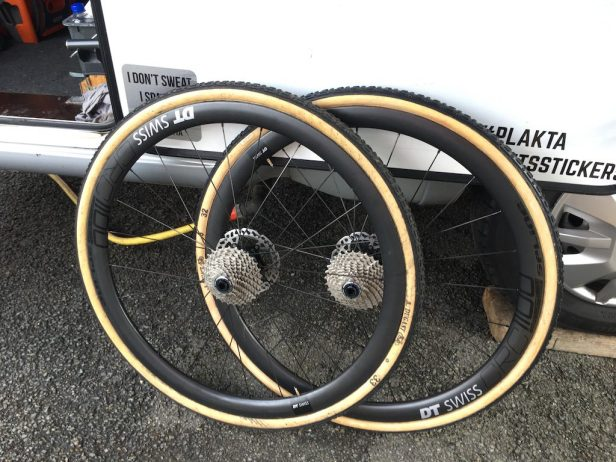 roues DT Swiss