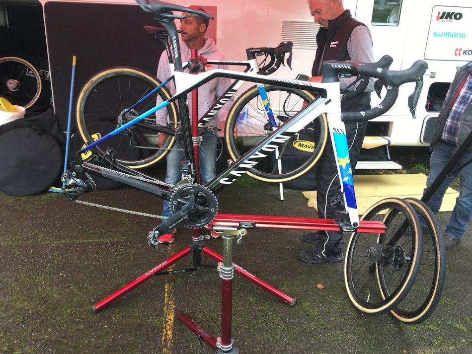 Vélo de cyclocross Canyon Inflite