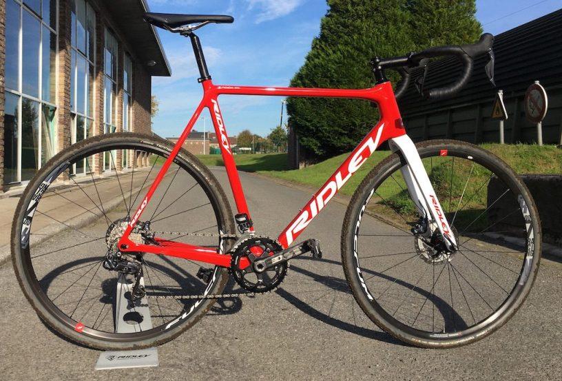 Vélo de cyclo-cross Ridley X-Night SL