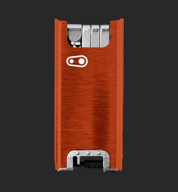 Crankbrothers F15 Orange