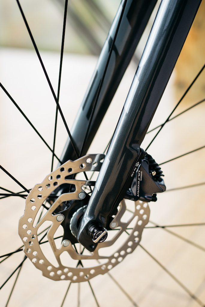 Frein avant du vélo BH Gravel X Evo