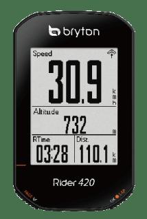 Compteur Bryton Rider 420