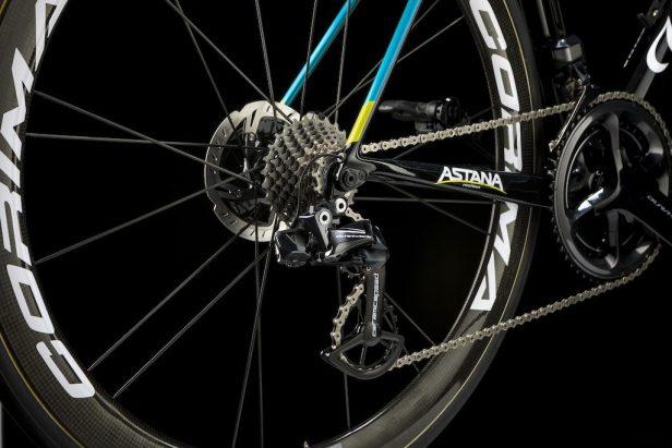Transmission Shimano Dura-Ace Di2 Vélos Équipes Pros 2020