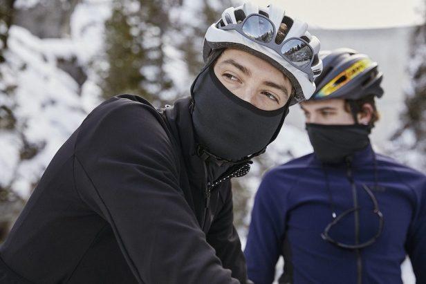 Deux cyclistes avec des vêtements PEdAL ED