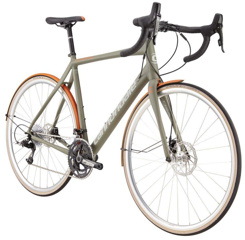 Cannondale Synapnse de 2016. un bon vélo d'hiver
