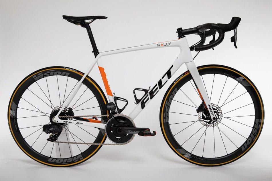 Vélo de Rally Cycling 2020 Vélos Équipes Pros 2020