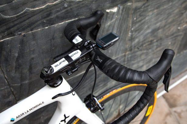 guidon de l'Eddy Merckx Stockeu69 Ag2R Vélos Équipes Pros 2020