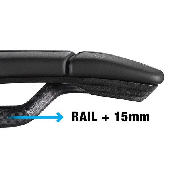 Selle Prologo Dimension Tri et Scratch M5
