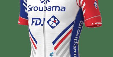 Maillot Course ALE Groupama FDJ