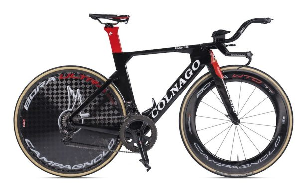 Team UAE Colnago