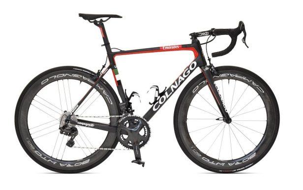 Team UAE Colnago Vélos Équipes Pros 2020