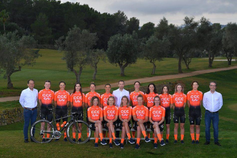 Team CCC-Liv Vélos Équipes Pros 2020