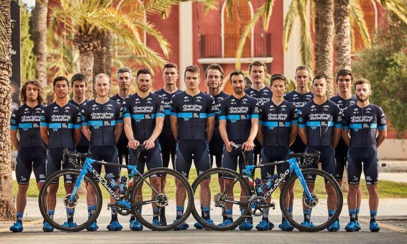 Team Novo Nordisk Colnago