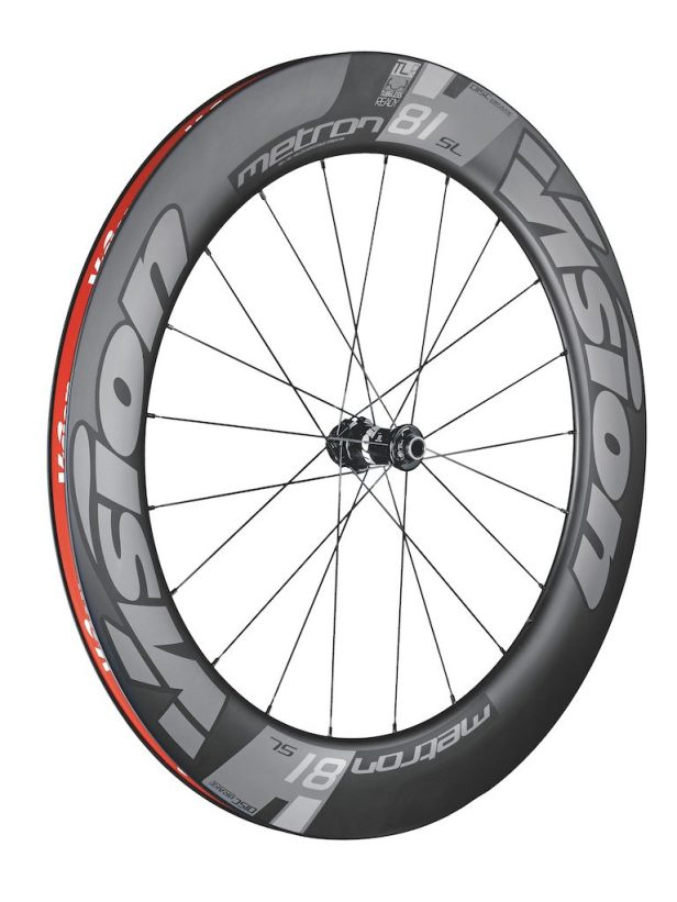 Vision Tubeless EF Ediucation First Tour de Colombie