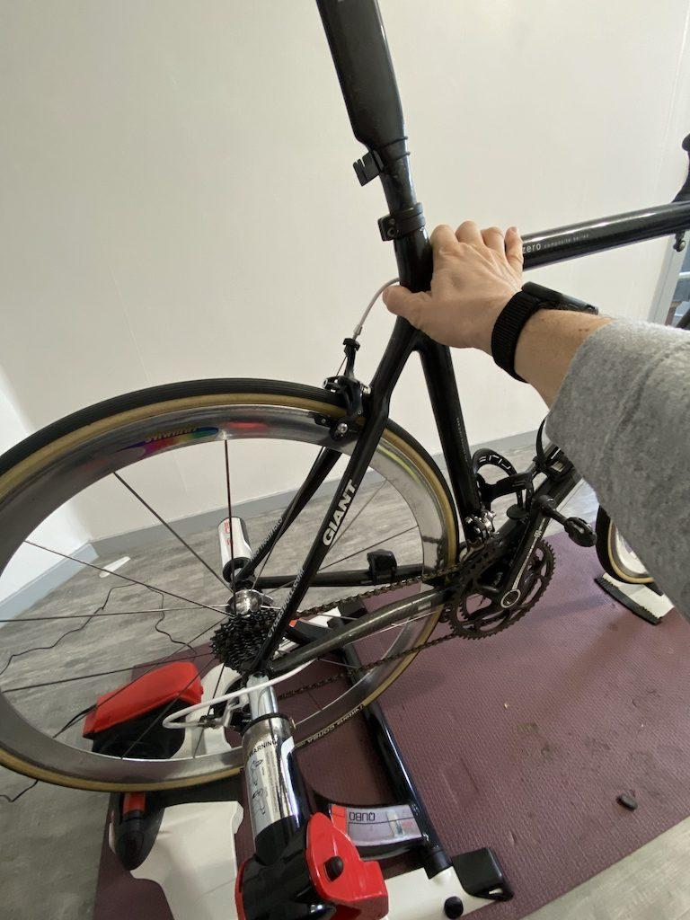 Entretien Vélo Home-Trainer
