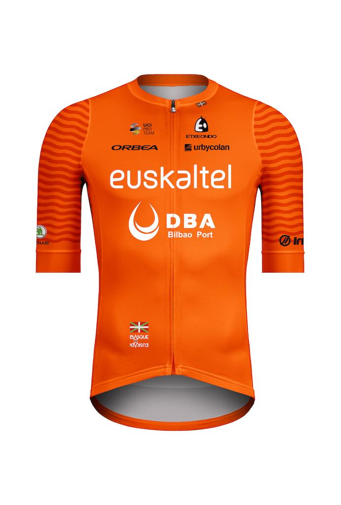 Maillot 2020 Euskaltel