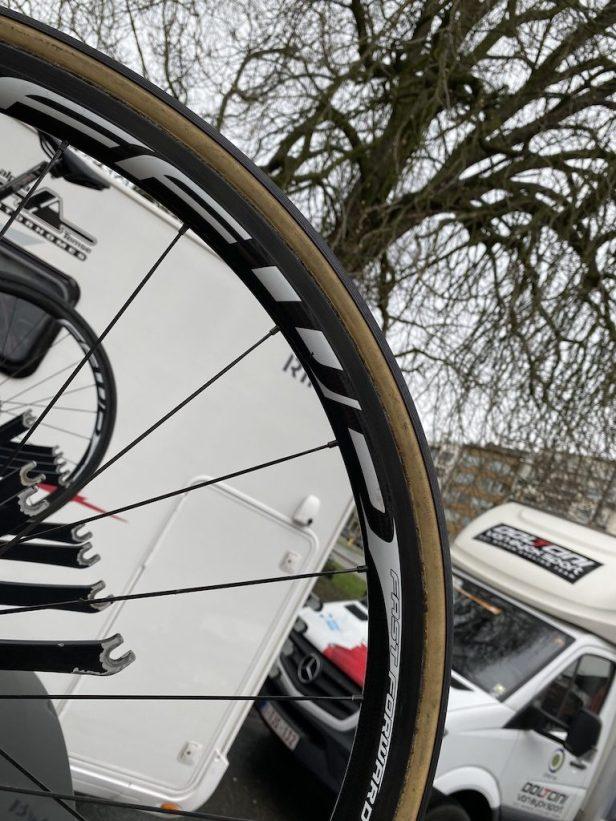 Omloop Het Nieuwsblad 2020 Dolticini-Van Eyck Sport