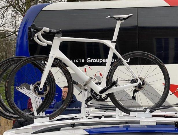 Omloop Het Nieuwsblad 2020 Groupama-FDJ Vélos Équipes Pros 2020