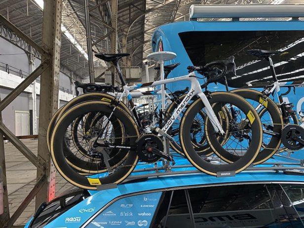 Omloop Het Nieuwsblad 2020 Ag2R La Mondiale