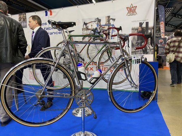 Vélo Alex Singer Vélo In Paris