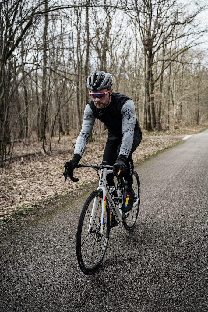 Nouvelles roues Corima MCC DX cycliste vélo Look 795 monoblade RS
