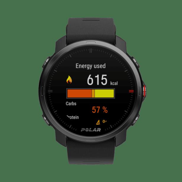 Polar Grit-X montre