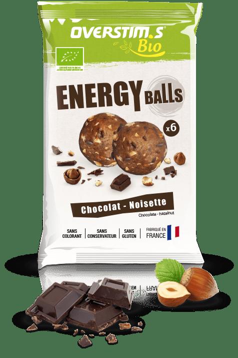 Energy Balls Overstim's Chocolat noisette