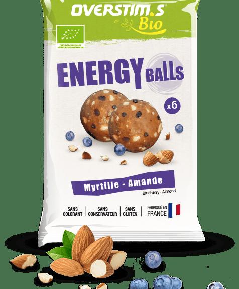 energy Balls Overstim's Mytille Amande