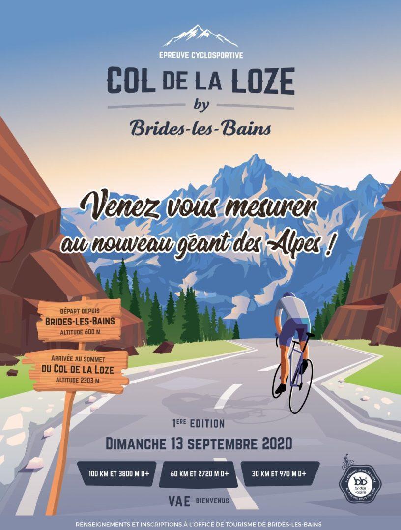 Col de la Loze By Brides-Les-Bains