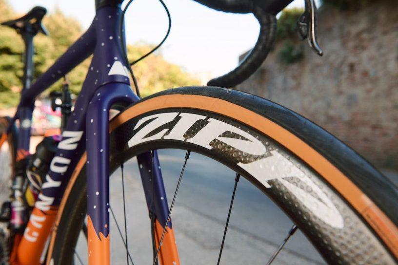 vélo Canyon-Sram