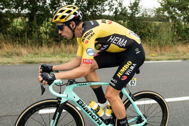 Van Aert Dauphiné 2020 étape 1