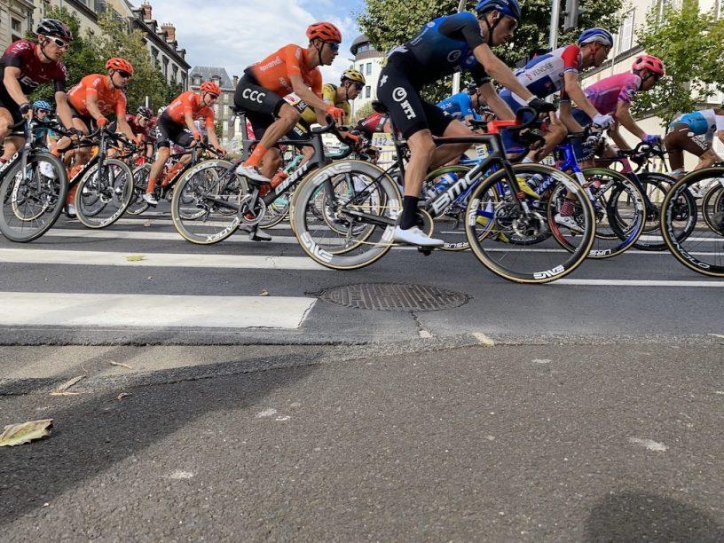 Les vélos du Tour